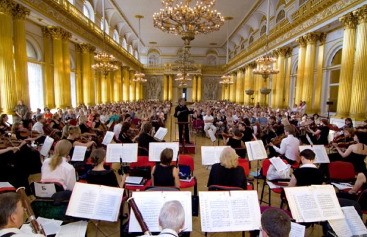 Венский вечер в Екатерининском дворце