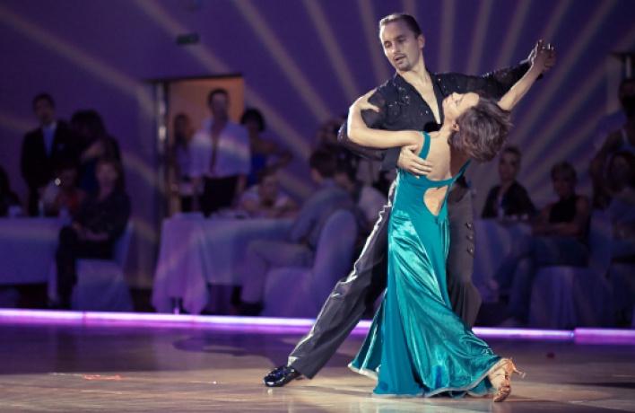 Танцевальный турнир Tupperware Prestige Cup 2012