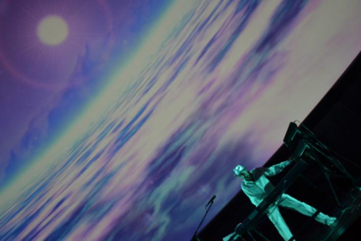 Музыка небесных сфер. Новая версия