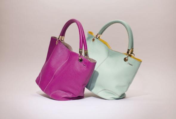 ВLancel появились сумки-шоперы иззмеиной кожи - Фото №1