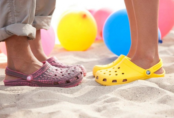 Студия Crocs открылась надизайн-заводе «Флакон» - Фото №0