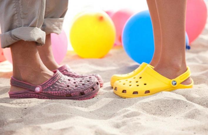 Студия Crocs открылась надизайн-заводе «Флакон»