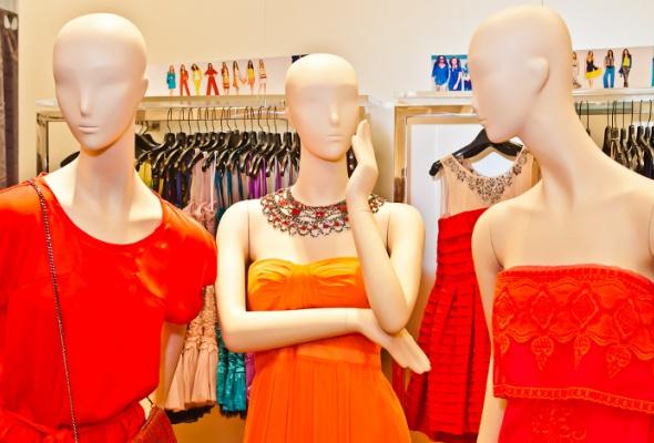 Открылся новый бутик BCBGMAXAZRIA - Фото №1