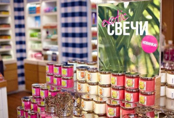 Bath & Body Works открыли вМоскве первый магазин - Фото №3