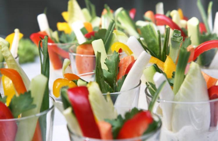 Недели молодых овощей