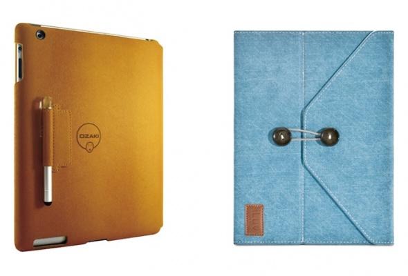 Новая коллекция аксессуаров для «new iPad» - Фото №1