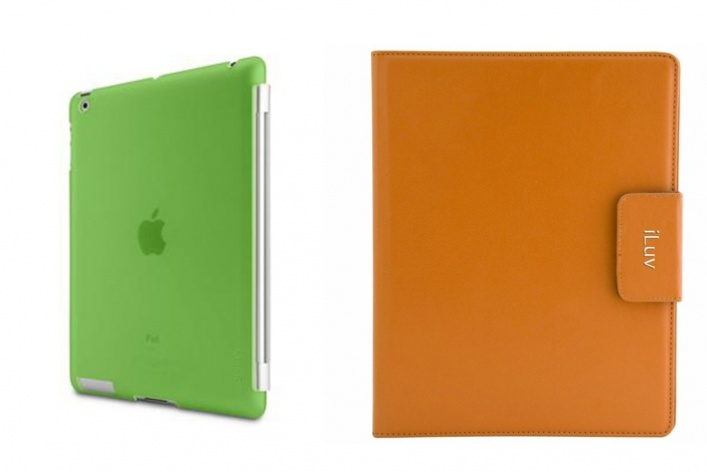 Новая коллекция аксессуаров для «new iPad»