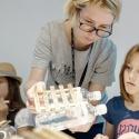 Мастер-классы для детей наНовой Голландии