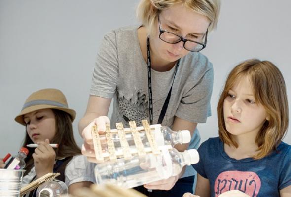 Мастер-классы для детей наНовой Голландии - Фото №0