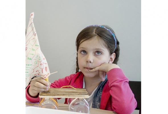 Мастер-классы для детей наНовой Голландии - Фото №1