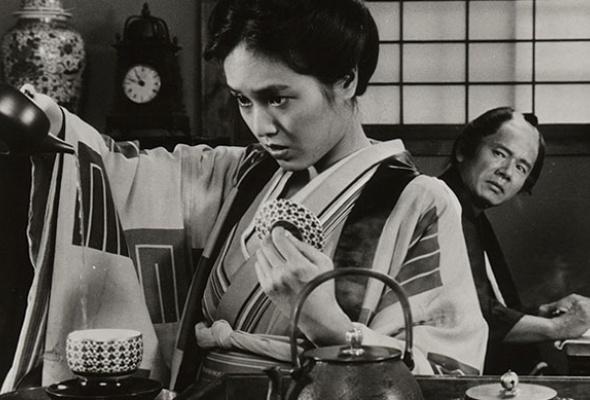 Фестиваль японского кино «Отражения» - Фото №1