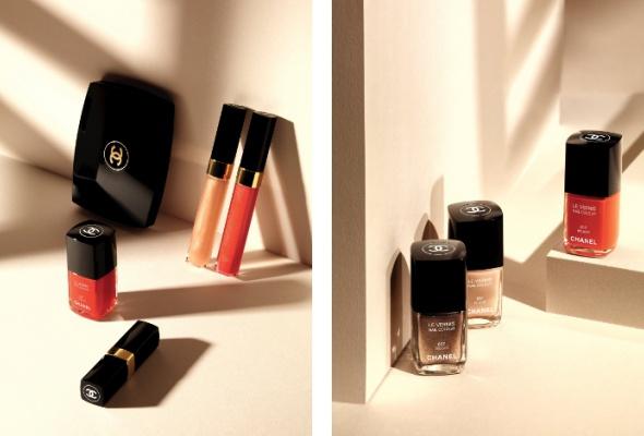 Летняя коллекция макияжа Summertime deChanel - Фото №3