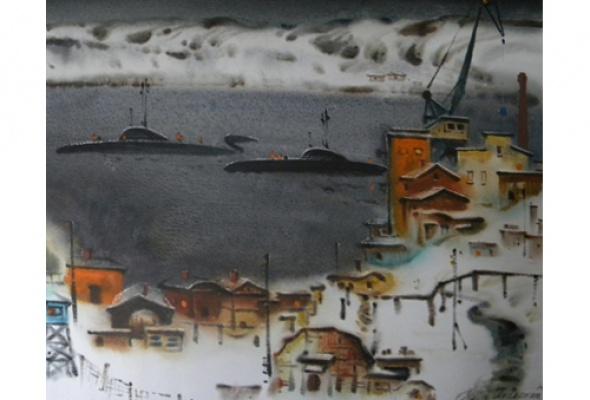 О море, о флоте, о Родине - Фото №1