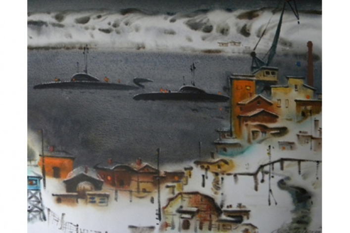 О море, о флоте, о Родине