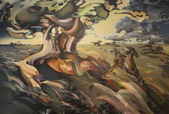 Иппология в искусстве - Фото №1