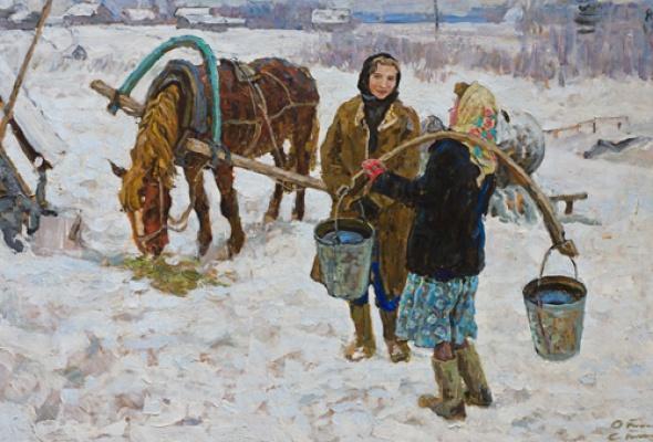 Реализм в русском искусстве второй половины XX века - Фото №0