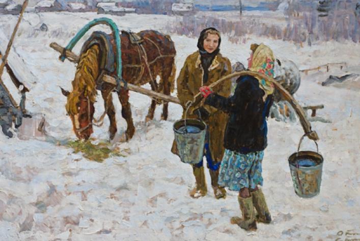 Реализм в русском искусстве второй половины XX века