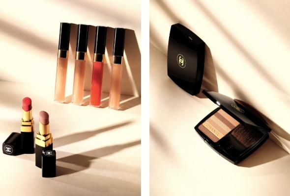 Летняя коллекция макияжа Summertime deChanel - Фото №4