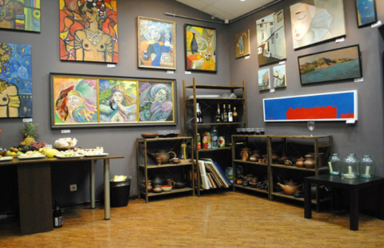Галерея Monmartre