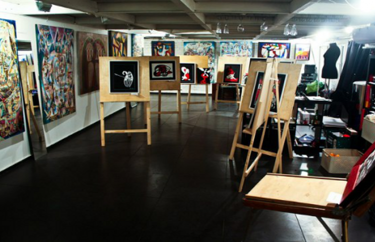 NewArtFlight Gallery