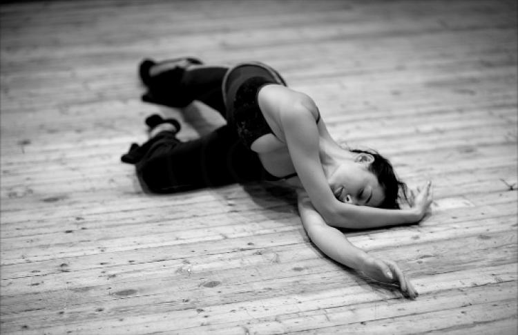 Contemporary dance в содружестве с другими техниками