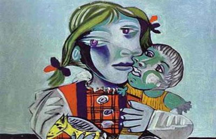 Творчество Пабло Пикассо