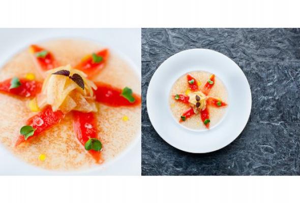 Легкие блюда от шефа Бенджамина Ошера - Фото №1