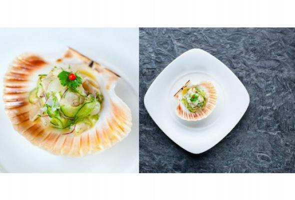 Легкие блюда от шефа Бенджамина Ошера - Фото №2