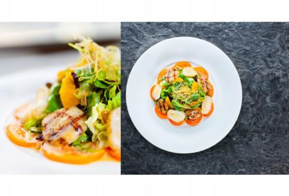 Легкие блюда от шефа Бенджамина Ошера - Фото №3