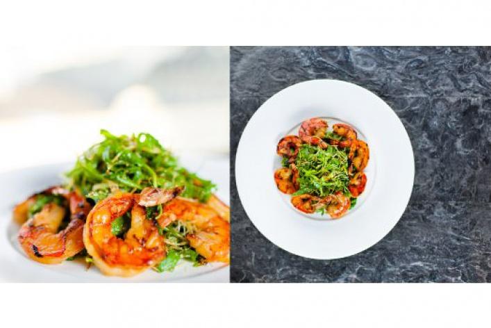 Легкие блюда от шефа Бенджамина Ошера