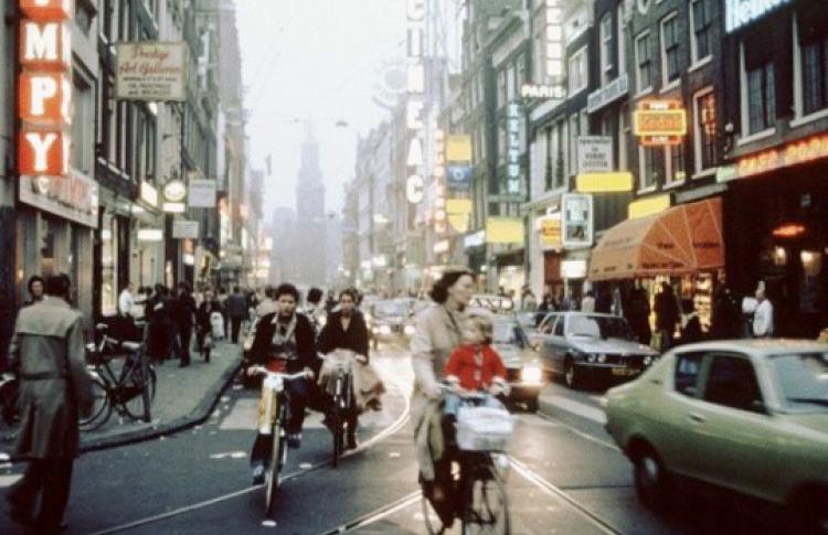 Как приучить город к велодорожкам?