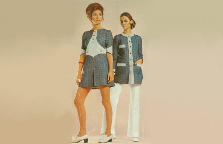 Мода и нравы 1970-х