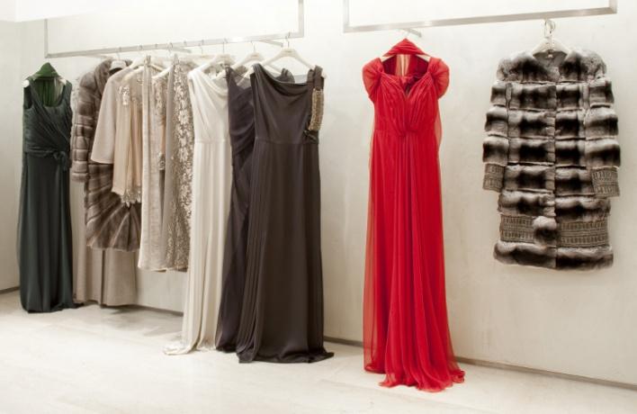 В«Весне» открылся прокат вечерних платьев