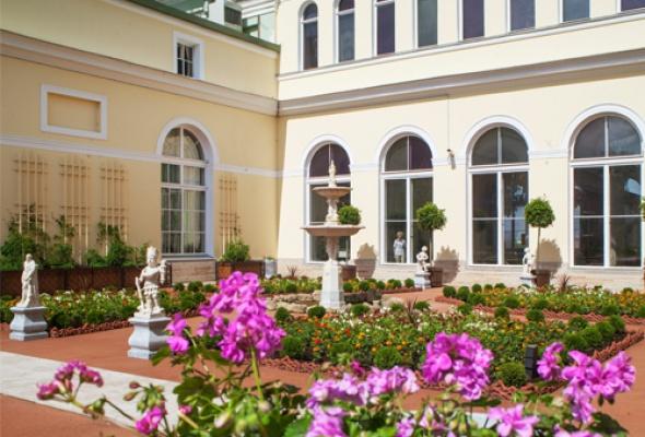 Висячие сады Эрмитажа - Фото №1
