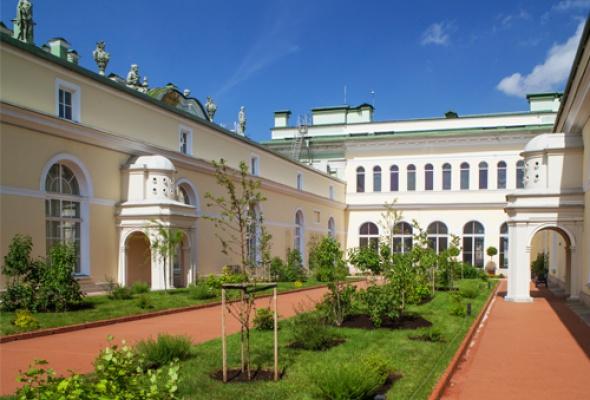 Висячие сады Эрмитажа - Фото №2