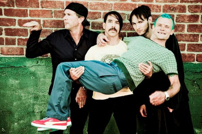 Red Hot Chili Peppers: гид погруппе