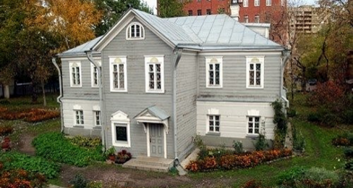 Дом-музей А. Н. Островского