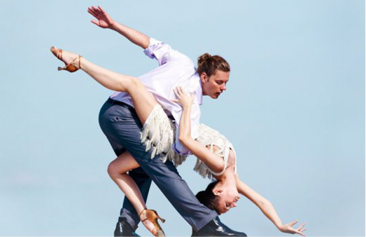 Любимому танцу Уорхола учат вСокольниках бесплатно