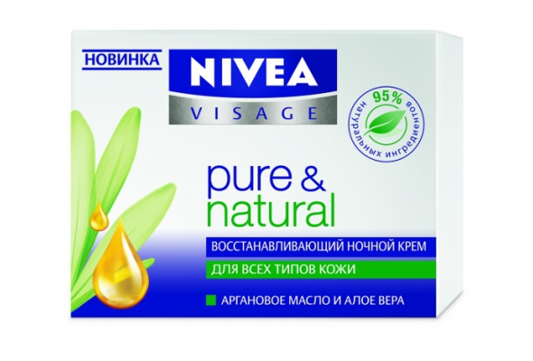 Органическая косметика для молодой кожи— новая линия Pure & Natural отNivea - Фото №3