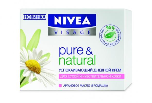 Органическая косметика для молодой кожи— новая линия Pure & Natural отNivea - Фото №4