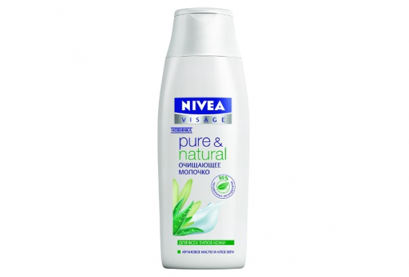 Органическая косметика для молодой кожи— новая линия Pure & Natural отNivea - Фото №1