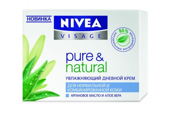Органическая косметика для молодой кожи— новая линия Pure & Natural отNivea - Фото №5
