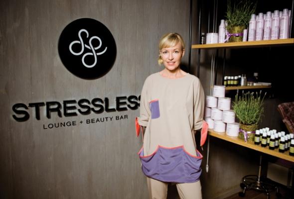 НаМалой Бронной открылся концептуальный салон StressLess Lounge & Beauty Bar - Фото №0