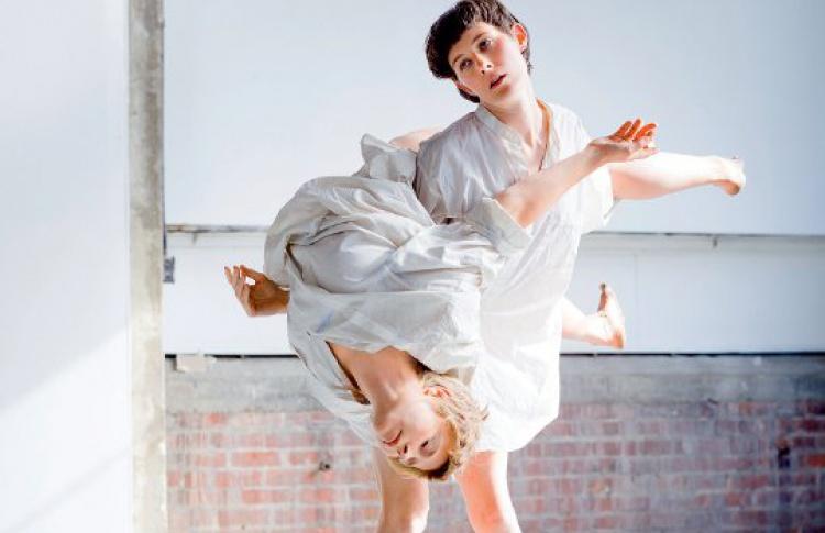 Современный танец в«Актовом зале»