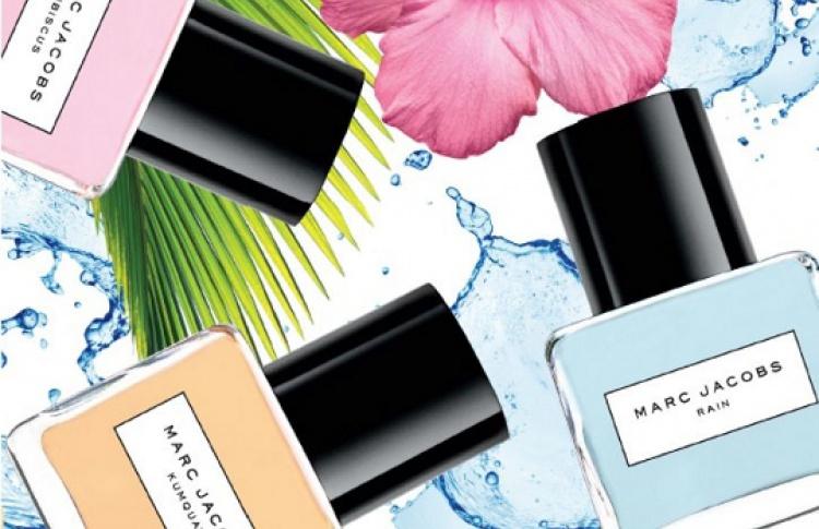 Знойное лето с новой коллекцией Splash Tropical от Marc Jacobs