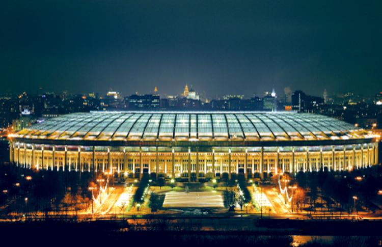 Музей спорта Лужники