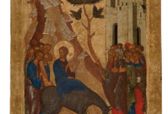 Иконостас Успенского собора Кирилло-Белозерского монастыря - Фото №0