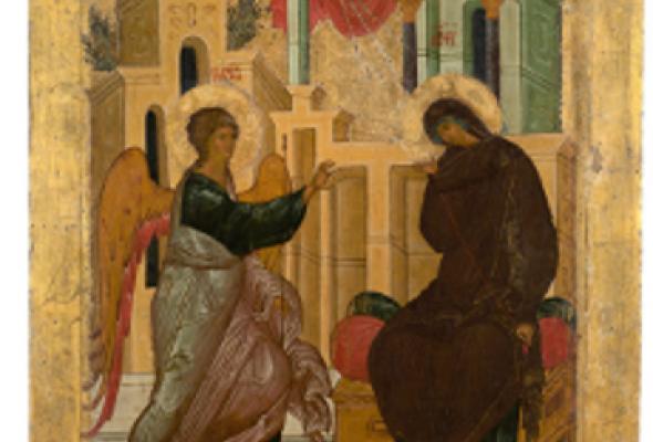 Иконостас Успенского собора Кирилло-Белозерского монастыря - Фото №4