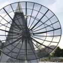 ВПарке неба планетария появился радиотелескоп
