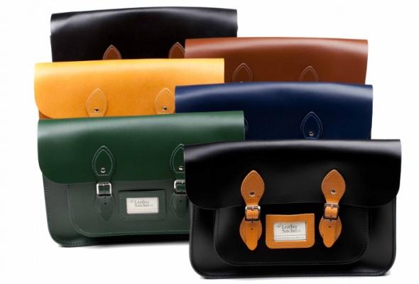 ВPodium Market появились знаменитые сумки The Cambridge Satchel - Фото №1